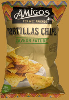 Tortillas Chips 450g