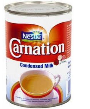 "KondensMIlch Carnation ""Nestle"", 385ml"
