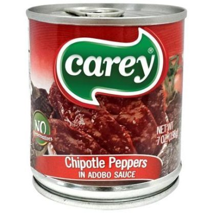 Chiles Chipotles, Carey, 215g